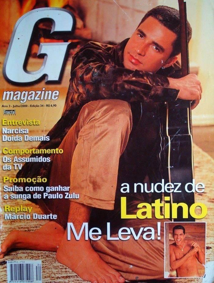 Cantor Latino pelado