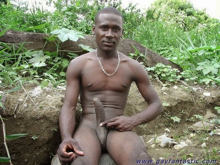 Fotos de africanos pelados