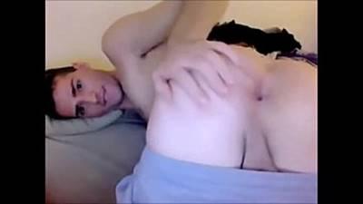 novinho mostrando cu