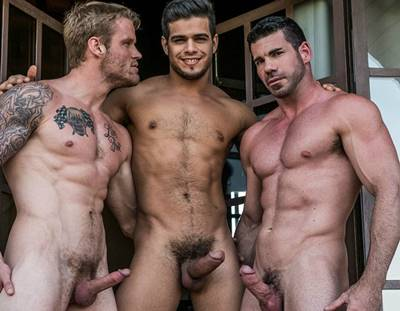 Sexo Muito Gostoso Com Três Rapazes Lindos De Rola Bem Grande